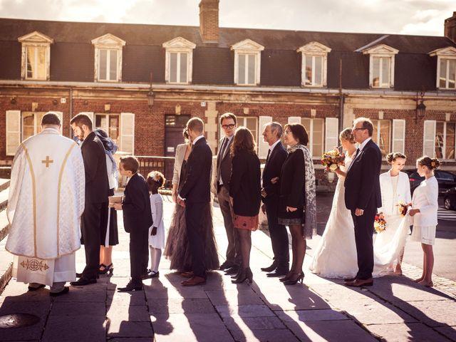 Le mariage de Jean-Philippe et Lucile à Eu, Seine-Maritime 24