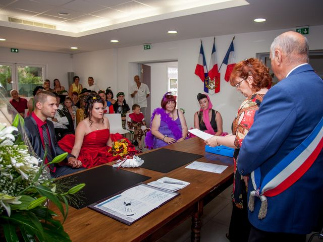 Le mariage de Julien et Adeline à Bompas, Pyrénées-Orientales 29