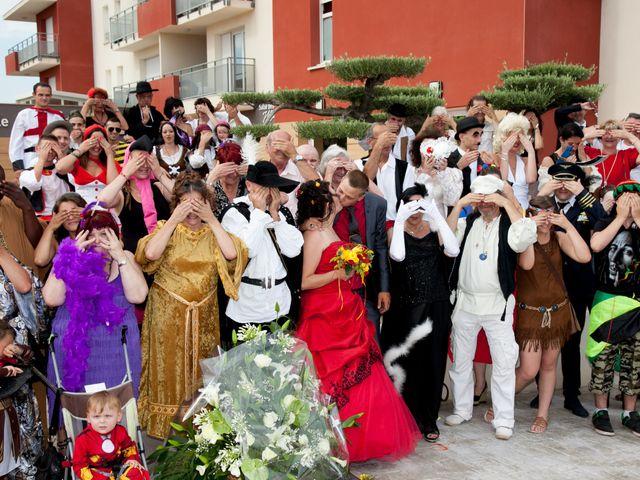 Le mariage de Julien et Adeline à Bompas, Pyrénées-Orientales 33