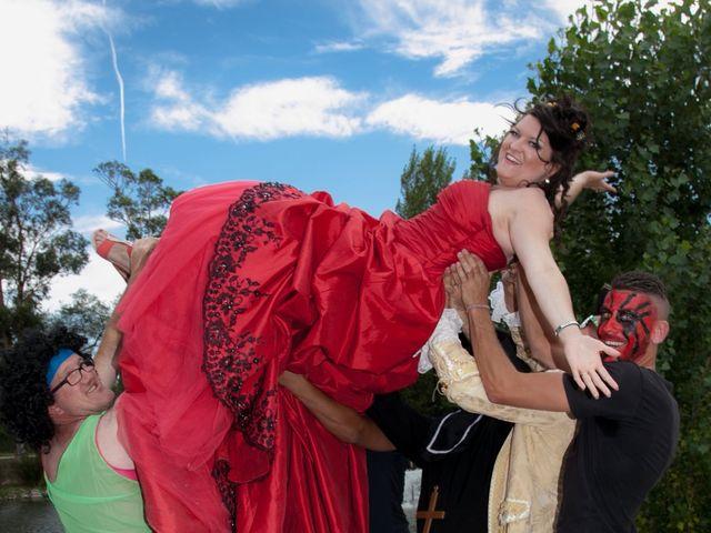 Le mariage de Julien et Adeline à Bompas, Pyrénées-Orientales 34