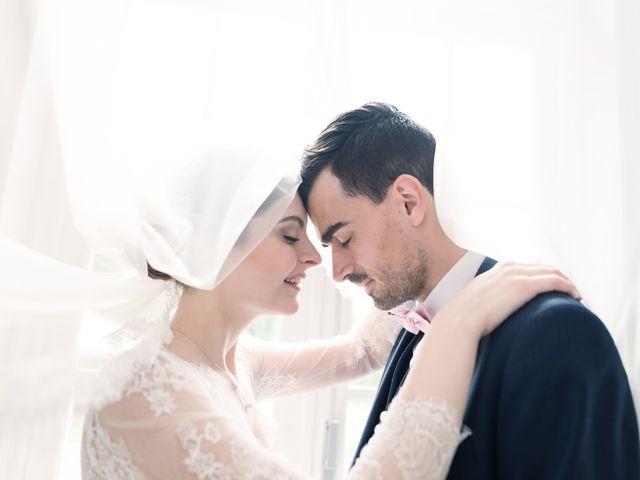 Le mariage de Clémentine et Thibaut