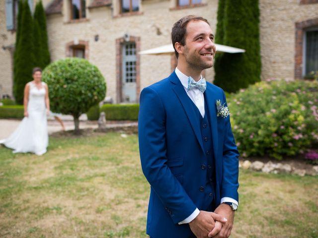 Le mariage de Mathieu et Danaé à Bleury, Eure-et-Loir 14