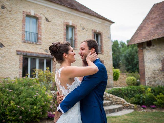 Le mariage de Mathieu et Danaé à Bleury, Eure-et-Loir 15