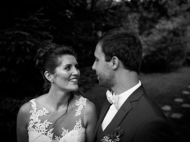 Le mariage de Mathieu et Danaé à Bleury, Eure-et-Loir 17