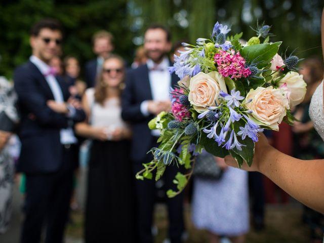 Le mariage de Mathieu et Danaé à Bleury, Eure-et-Loir 19