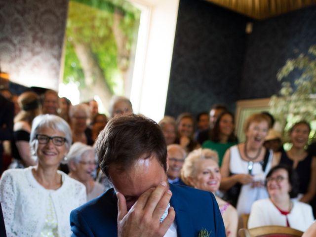 Le mariage de Mathieu et Danaé à Bleury, Eure-et-Loir 20