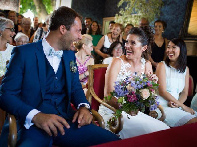 Le mariage de Mathieu et Danaé à Bleury, Eure-et-Loir 22