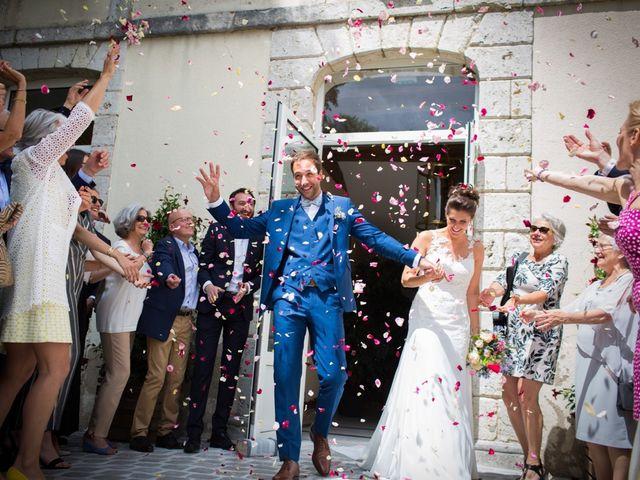 Le mariage de Mathieu et Danaé à Bleury, Eure-et-Loir 23