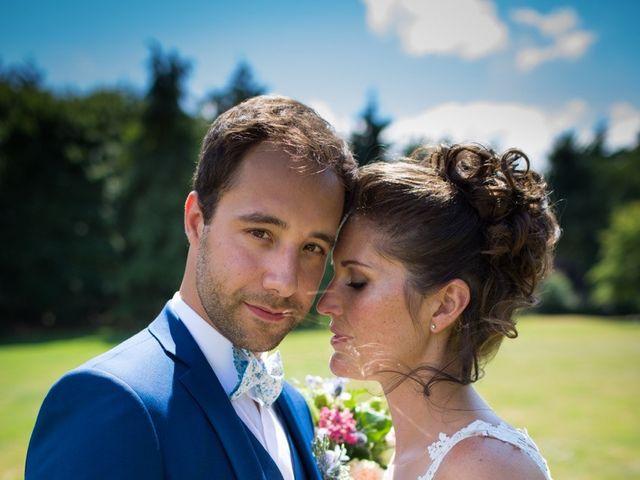 Le mariage de Mathieu et Danaé à Bleury, Eure-et-Loir 25