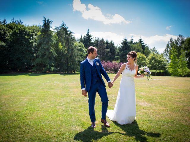 Le mariage de Danaé et Mathieu