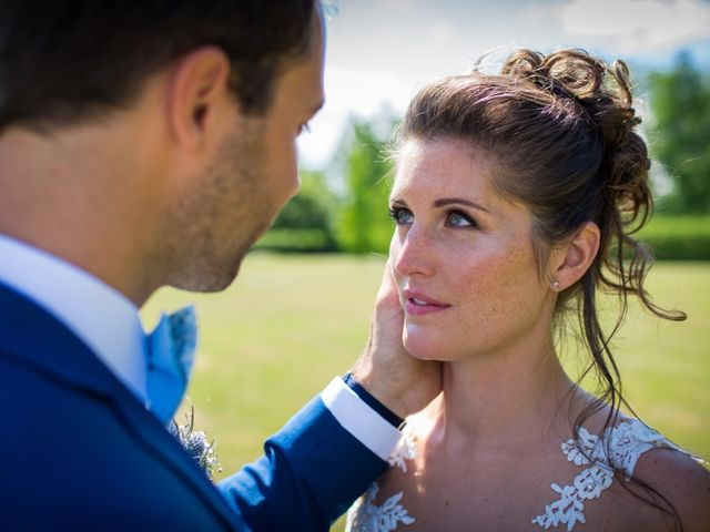 Le mariage de Mathieu et Danaé à Bleury, Eure-et-Loir 26