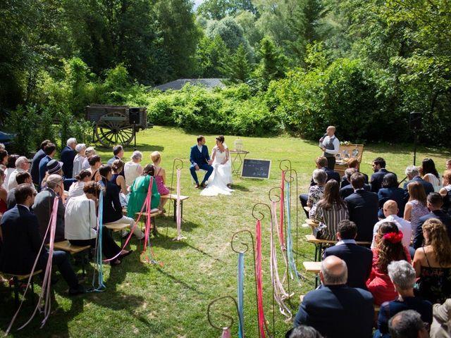 Le mariage de Mathieu et Danaé à Bleury, Eure-et-Loir 29