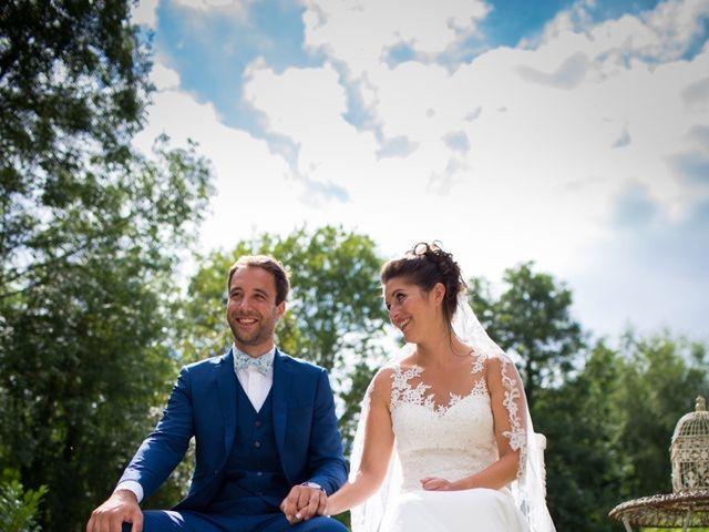 Le mariage de Mathieu et Danaé à Bleury, Eure-et-Loir 30