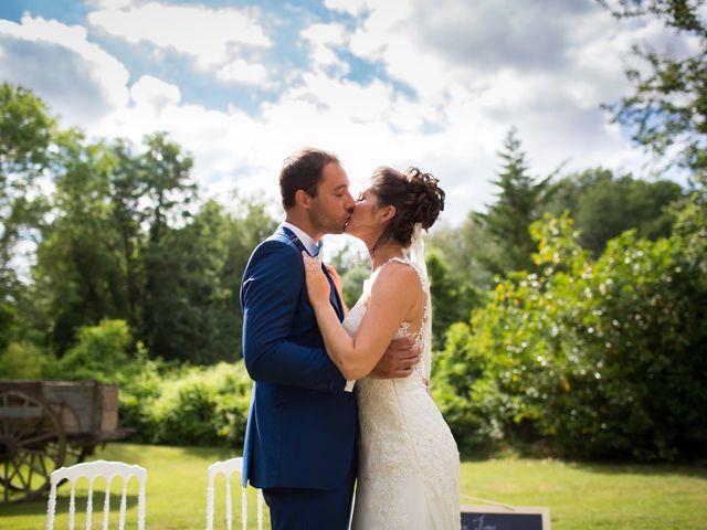 Le mariage de Mathieu et Danaé à Bleury, Eure-et-Loir 32