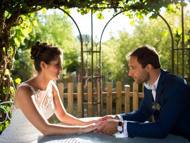 Le mariage de Mathieu et Danaé à Bleury, Eure-et-Loir 36