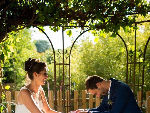 Le mariage de Mathieu et Danaé à Bleury, Eure-et-Loir 37