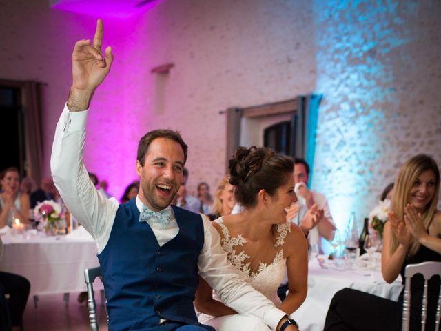 Le mariage de Mathieu et Danaé à Bleury, Eure-et-Loir 45