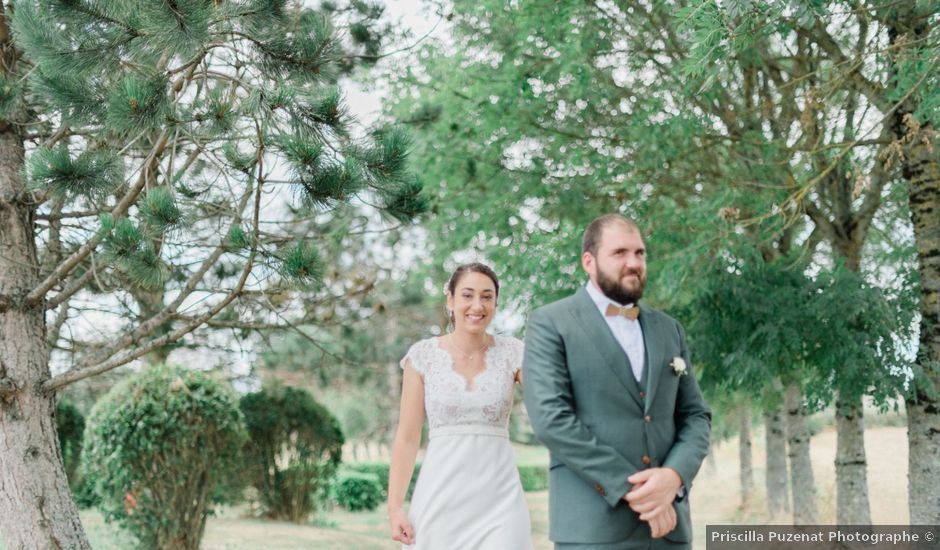 Le mariage de Kevin et Leslie à Bazoches, Nièvre