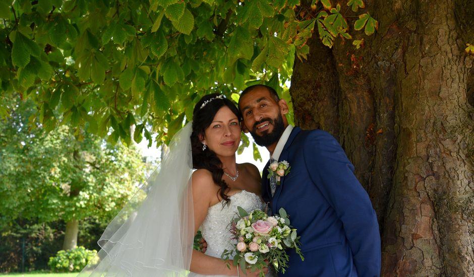 Le mariage de Ahmed et Justine à Calais, Pas-de-Calais