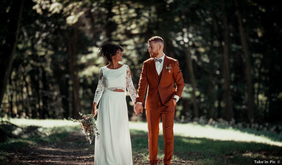 Le mariage de Arthur et Farah à Jouarre, Seine-et-Marne