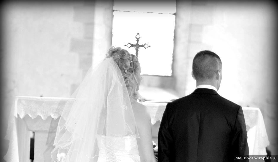 Le mariage de Christophe et Aurélie à Chambly, Oise