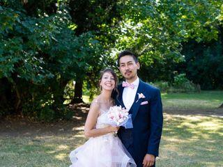 Le mariage de Caroline et Hilo
