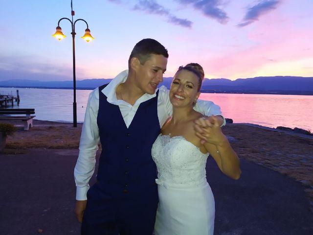 Le mariage de Jonathan  et Ophélie  à Lully, Haute-Savoie 4