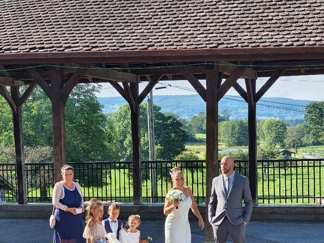 Le mariage de Jonathan  et Ophélie  à Lully, Haute-Savoie 33