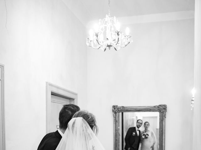Le mariage de Nox et Angy à Nîmes, Gard 9