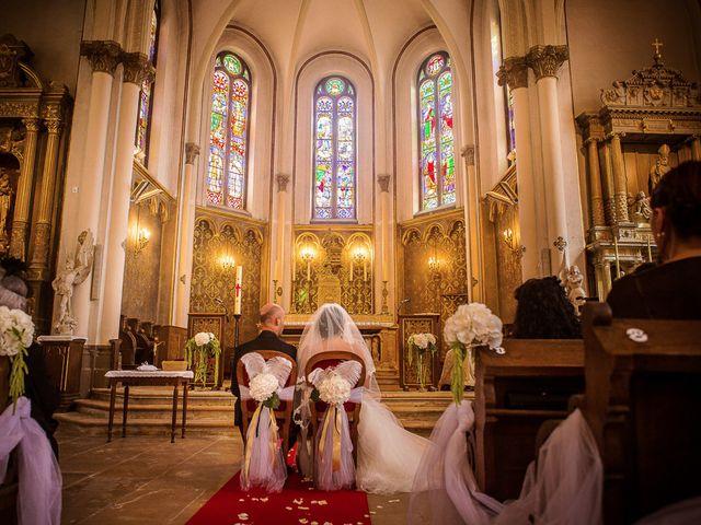 Le mariage de Richard et Angélique à Fléville-devant-Nancy, Meurthe-et-Moselle 5