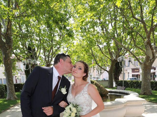 Le mariage de Jean-Baptiste et Julia à Saint-Martin-de-Crau, Bouches-du-Rhône 4