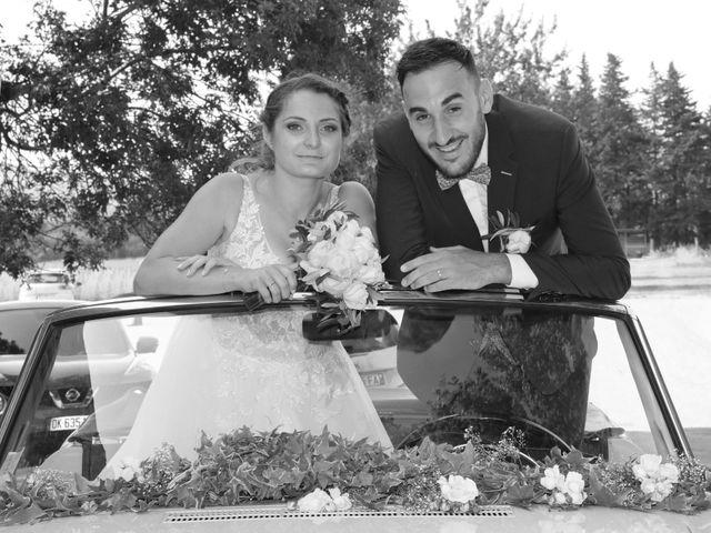 Le mariage de Jean-Baptiste et Julia à Saint-Martin-de-Crau, Bouches-du-Rhône 9