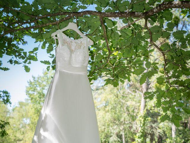 Le mariage de Romain et Caroline à La Ferté-Saint-Aubin, Loiret 6