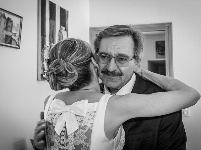 Le mariage de Romain et Caroline à La Ferté-Saint-Aubin, Loiret 11