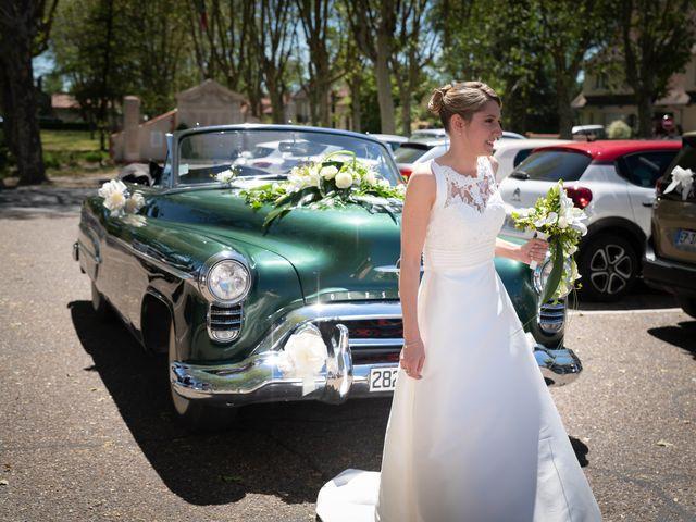 Le mariage de Romain et Caroline à La Ferté-Saint-Aubin, Loiret 20