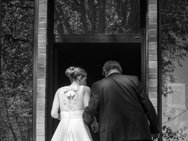 Le mariage de Romain et Caroline à La Ferté-Saint-Aubin, Loiret 21
