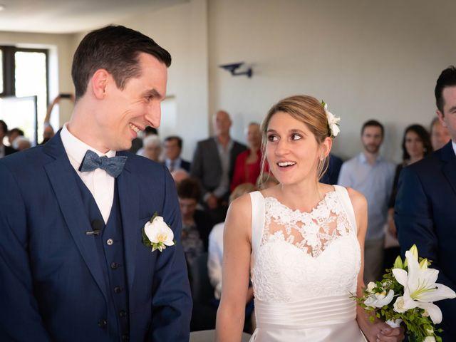 Le mariage de Romain et Caroline à La Ferté-Saint-Aubin, Loiret 23