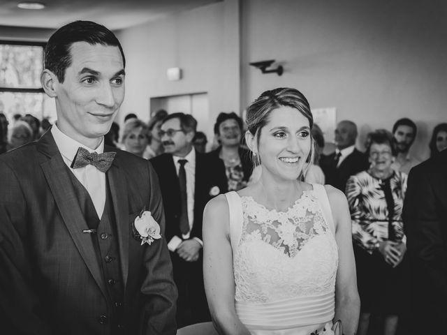 Le mariage de Romain et Caroline à La Ferté-Saint-Aubin, Loiret 24