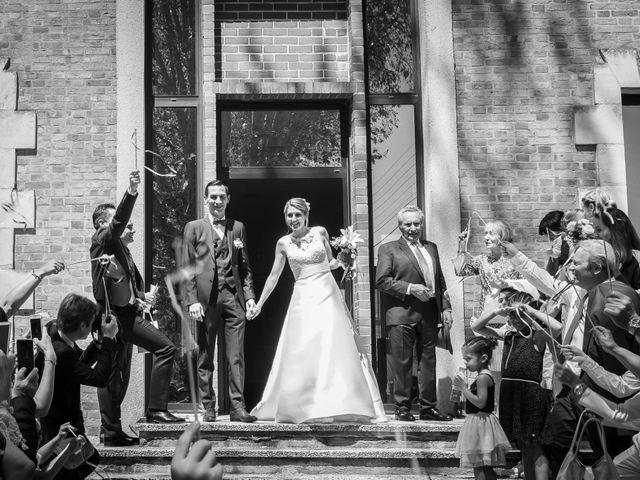 Le mariage de Romain et Caroline à La Ferté-Saint-Aubin, Loiret 25