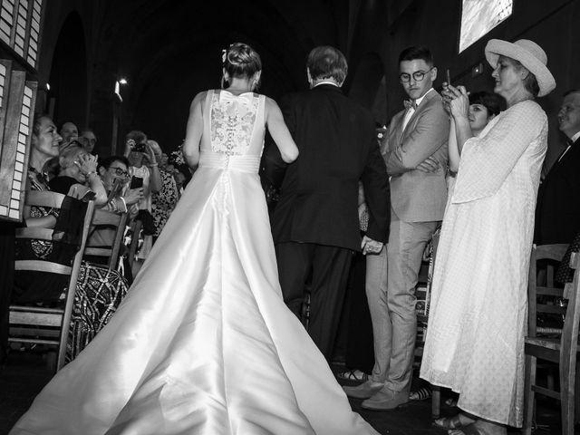 Le mariage de Romain et Caroline à La Ferté-Saint-Aubin, Loiret 27
