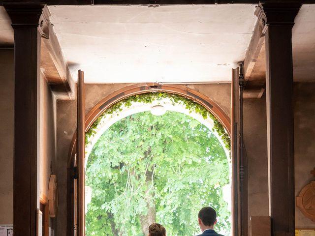 Le mariage de Romain et Caroline à La Ferté-Saint-Aubin, Loiret 32