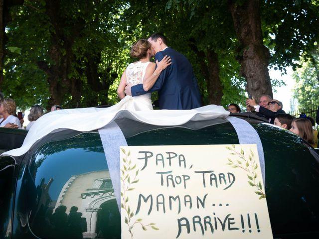 Le mariage de Romain et Caroline à La Ferté-Saint-Aubin, Loiret 34