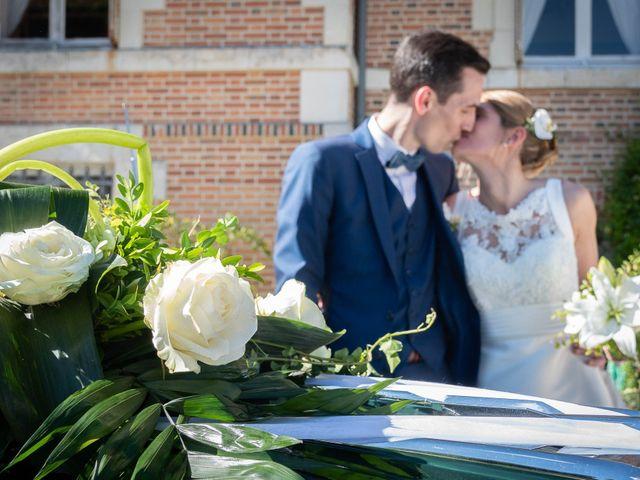 Le mariage de Romain et Caroline à La Ferté-Saint-Aubin, Loiret 35