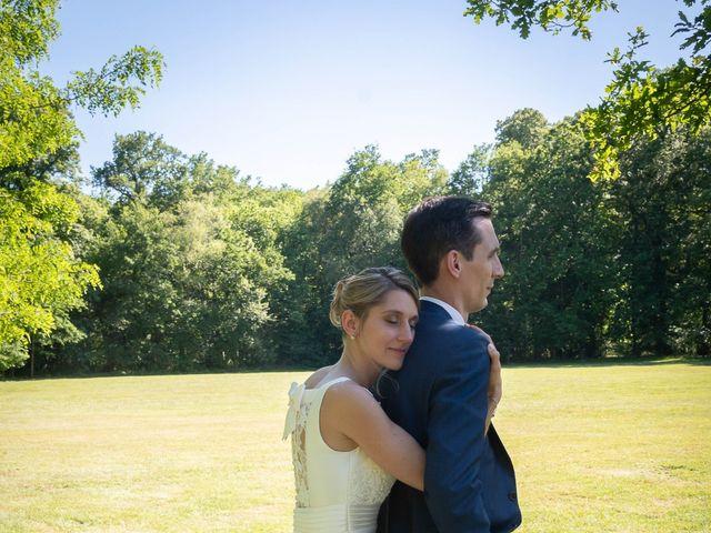 Le mariage de Romain et Caroline à La Ferté-Saint-Aubin, Loiret 37