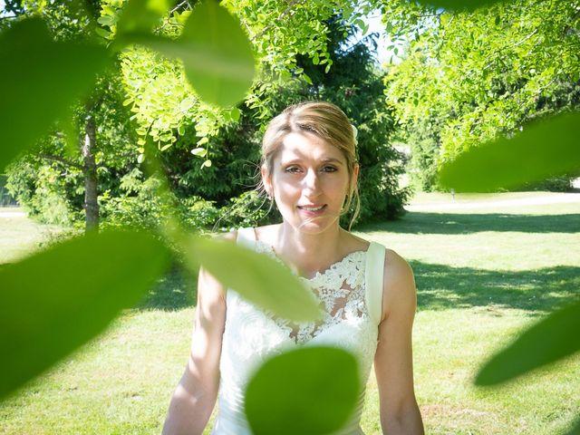 Le mariage de Romain et Caroline à La Ferté-Saint-Aubin, Loiret 39
