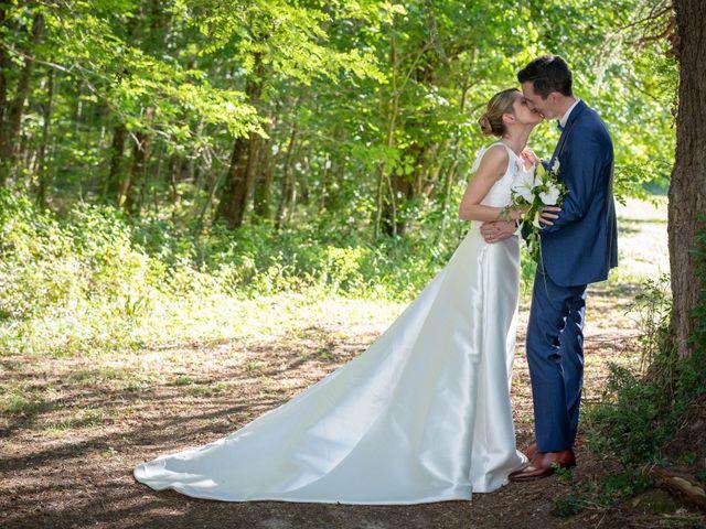 Le mariage de Romain et Caroline à La Ferté-Saint-Aubin, Loiret 42