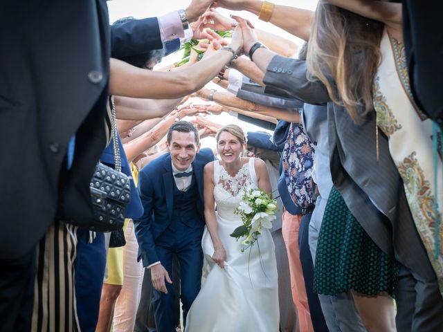 Le mariage de Romain et Caroline à La Ferté-Saint-Aubin, Loiret 55