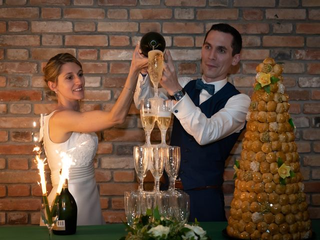 Le mariage de Romain et Caroline à La Ferté-Saint-Aubin, Loiret 61