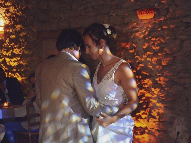 Le mariage de Marie Charlotte et Camille à Loubens, Gironde 17