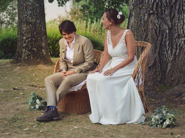 Le mariage de Camille et Marie Charlotte